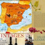 vintages magazine - spanish wines