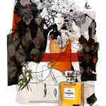 chanel nr 5 - illustration tina zellmer