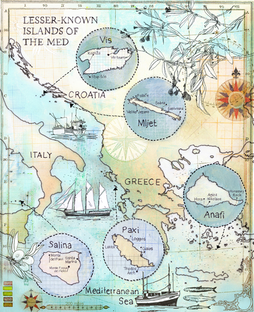 mediterranian sea - Lonely Planet BBC