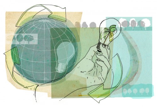 marsh university - environment / green ideas