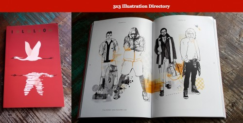 3x3 illustration directory